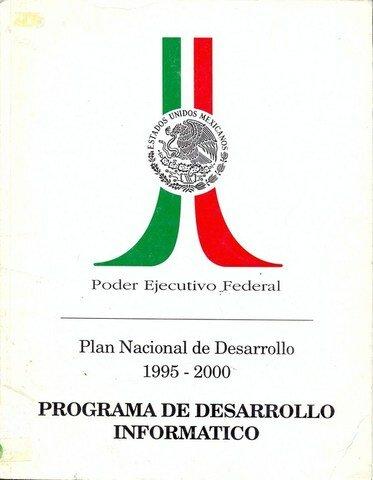 Programa de Desarrollo Educativo 1995-2000