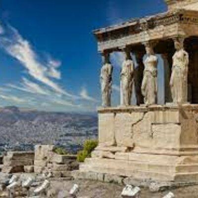 I Greci timeline