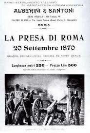 Genere epico - storico. La presa di Roma (Filoteo Alberini)