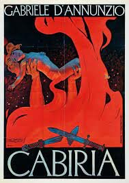 Genere Epico. Cabiria (Giovanni Pastore)