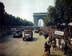 París va ser alliberada