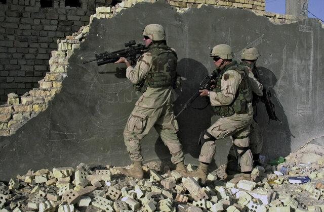 Start of Iraq War