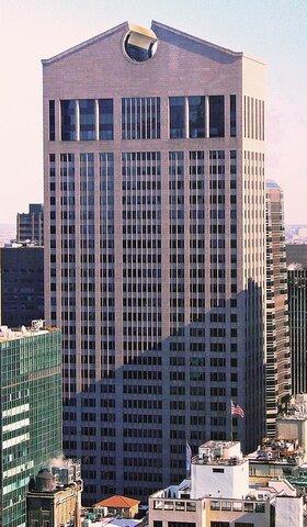 Sony Building (550 Madison Avenue - New York). Phillip Johnson.