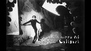 Espressionismo: Il gabinetto del Dottor Caligari (Robert Wiene)