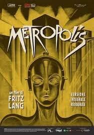 Metropolis (Fritz Lang) - Germania