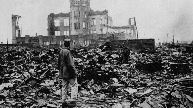 bombes atòmiques sobre les ciutats de Hiroshima