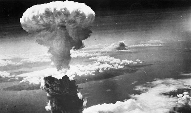 bomba atòmica sobre les ciutat de Nagasaki