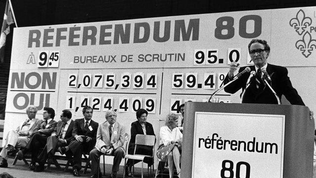 Quebec Referendum 1980