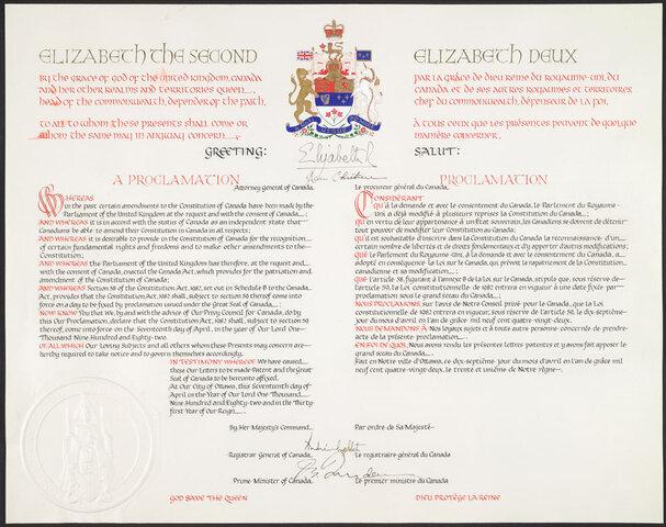 Constitution Act (Canada Act)