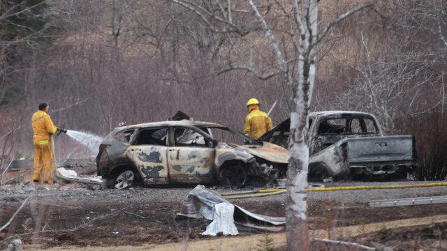 Nova Scotia attacks.