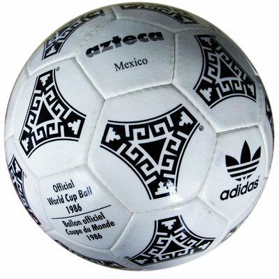 La evolución del Balón de Fútbol timeline