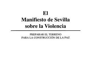 DECLARACION SOBRE LA VIOLENCIA
