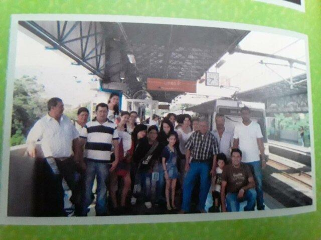 Viaje por una pequeña parte de Colombia