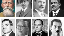 Gobiernos posrevolucionarios | Jahaziel Bautista Martínez 404 timeline