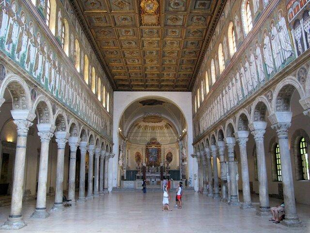 Fundación Abadía, San Apolinar, el nuevo.