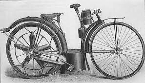 Motocicleta fabricada en serie