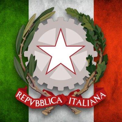 LA REPUBBLICA ITALIANA - CAP. 14 timeline