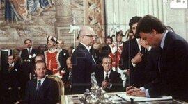 Los gobiernos democráticos (1979-2000). timeline