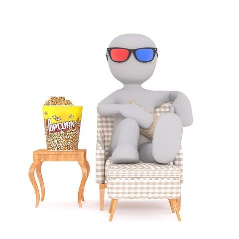 Inicio del cine en 3D
