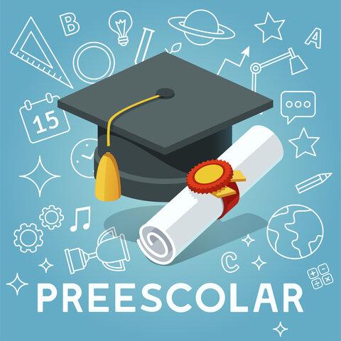 Mi graduación de prescolar