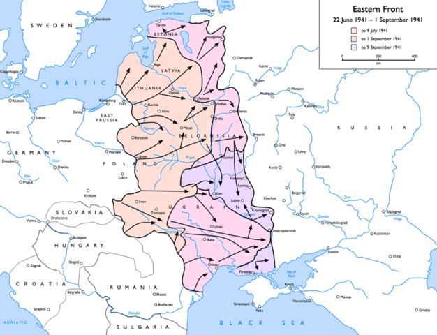 Nõukogude Liidu ründamine