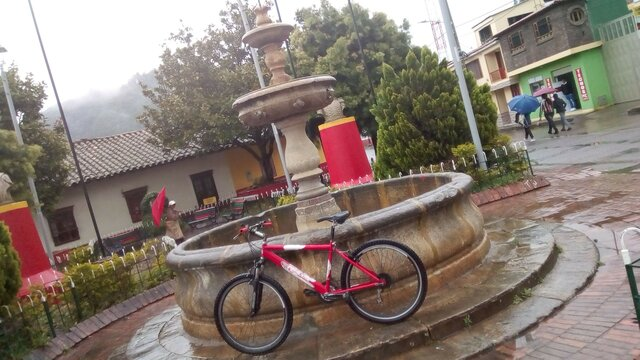 Una Bicicleta con Mucha Historia