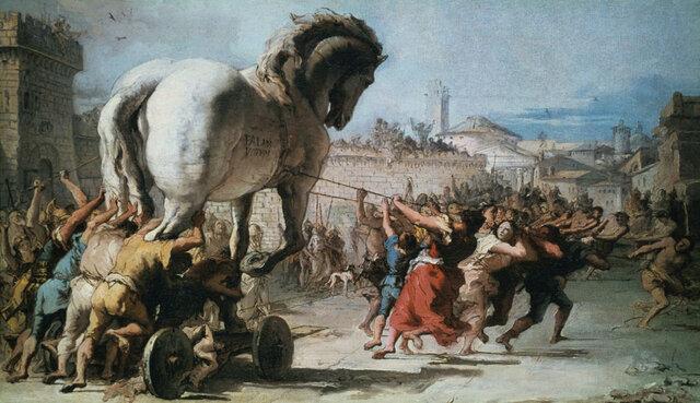 Odysseus Returns