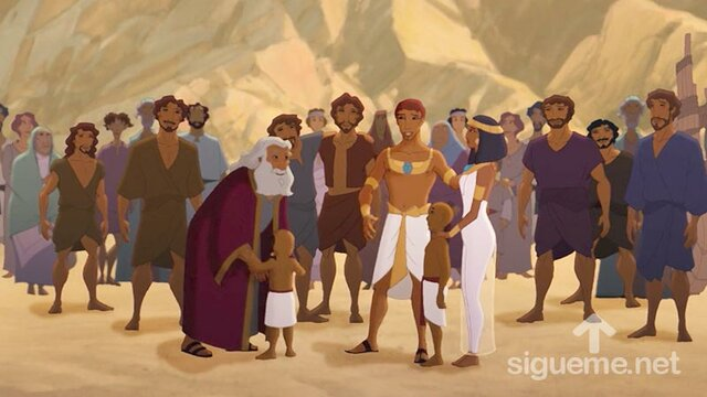 Migración a Egipto