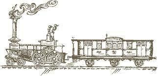 Primer ferrocarril español en la Península