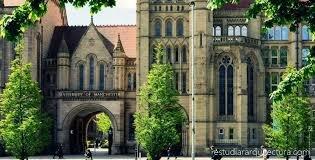 La universidad Manchester.