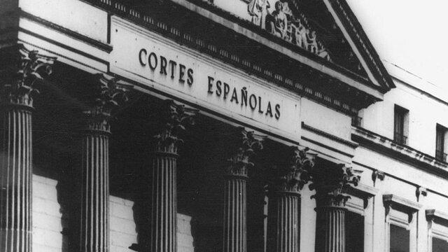 Ley Constitutiva de las Cortes