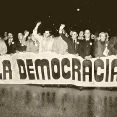 Transición democrática (1975-1982) timeline