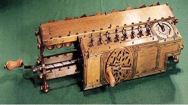 máquina que es capaz de realizar multiplicaciones