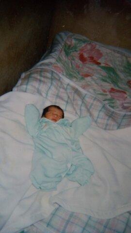 Nacimiento de Leidy Suarez