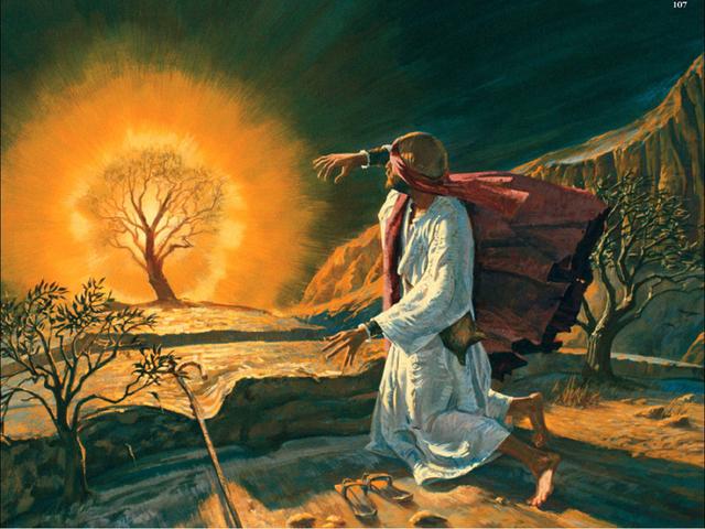 Introducción al Éxodo: Moisés es elegido por Dios