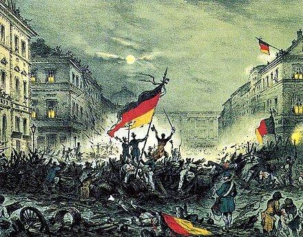 Prusia logró unificar los Estados germánicos y se formó el Imperio alemán
