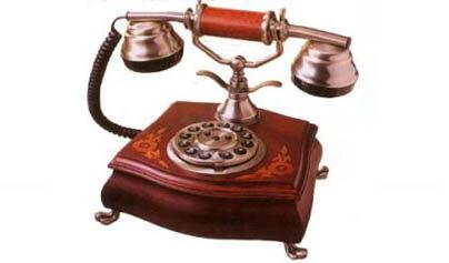 Patentacion del telefono