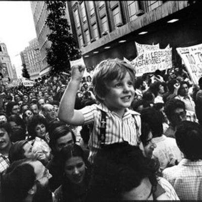 Transición democrática española 1975-1982 timeline