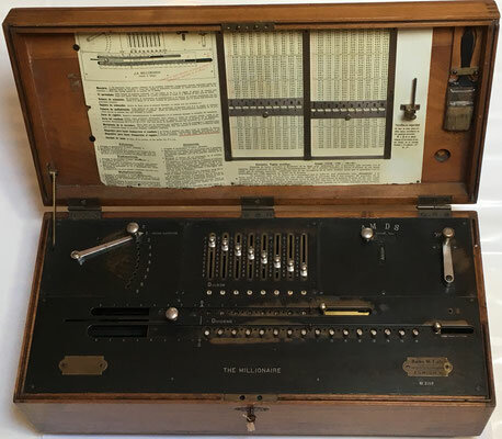 calculadora automática
