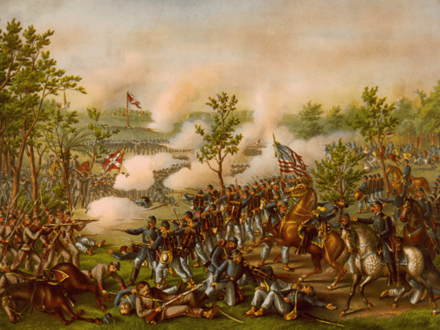 Atlanta is seized by Union forces