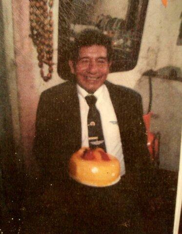 Fallecimiento de mi abuelito paterno