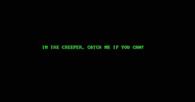 Virus Programa Creeper