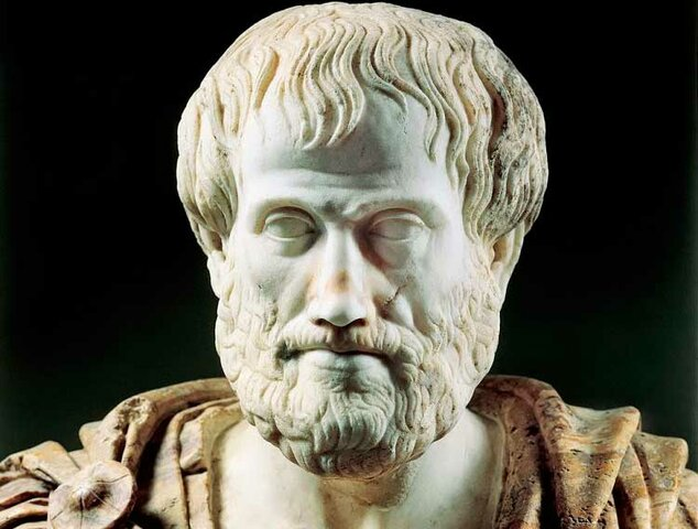 Mayéstica - Aristóteles