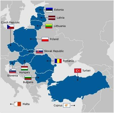Ampliación de la UE