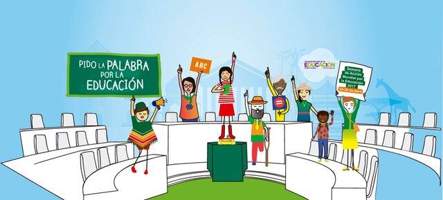 Reconocimiento del derecho a la educación