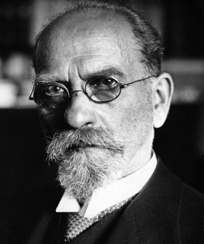 Fenomenología - Edmund Husserl