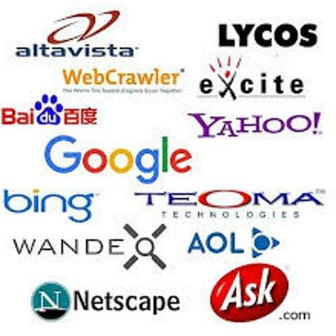 WebCrawler, Lycos y Excite!