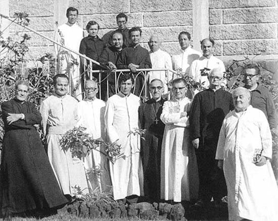 Nombramiento como obispo titular de Santiago de María