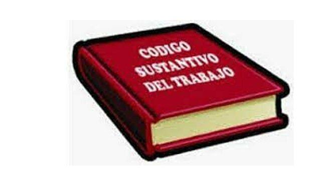 Código Sustantivo del Trabajo.