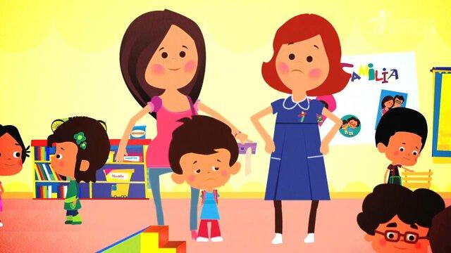 Enseñanza de reglas y valores en la familia y escuela